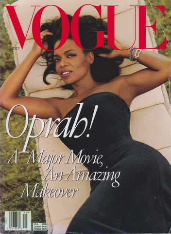 Vogue USA Magazine - Oprah Winfrey