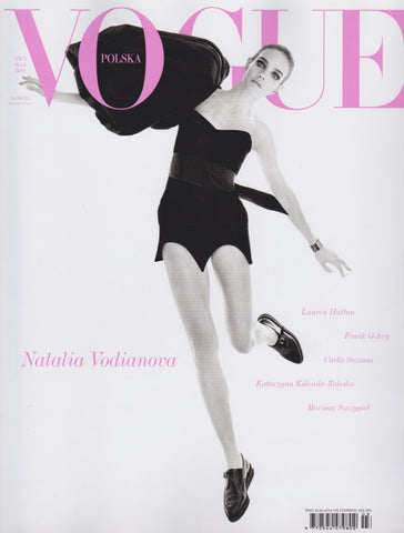 Vogue Poland Magazine - Natalia Vodianova