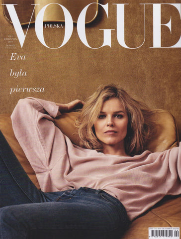 Vogue Poland Magazine - Eva Herzigova