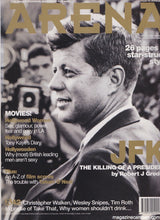 Load image into Gallery viewer, Arena Magazine 42 JFK John Kennedy 1993