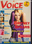 Britney Spears - Voice Magazine - France