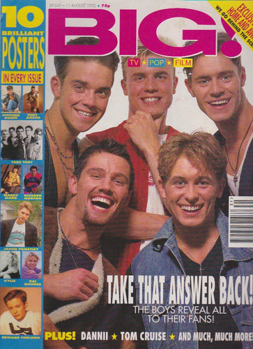 Big Magazine - Take That