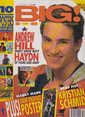 Big Magazine - Andrew Hill