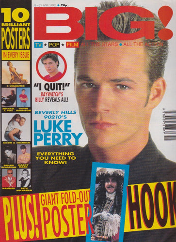 Big Magazine - Luke Perry