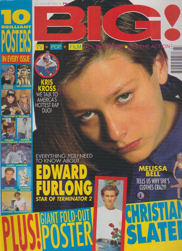 Big Magazine - Edward Furlong