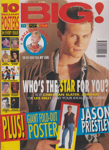 Big Magazine - Christian Slater