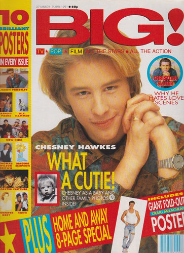 Big Magazine - Chesney Hawkes