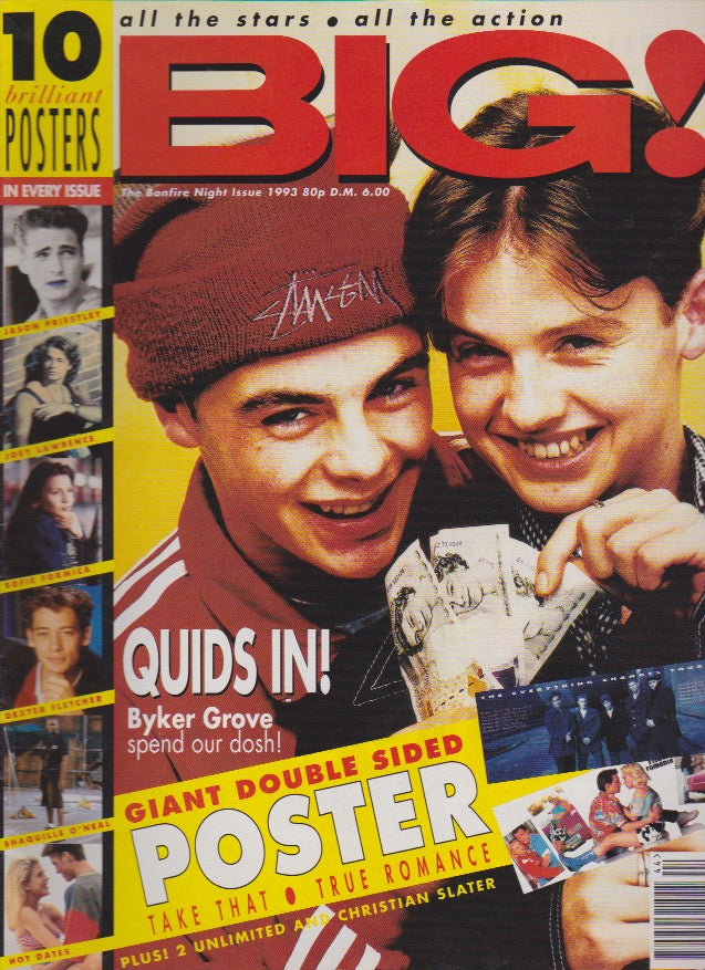 Big Magazine - Ant & Dec