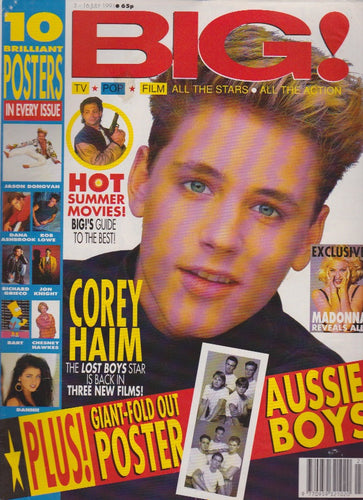 Big Magazine - Corey Haim