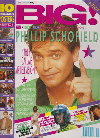Big Magazine - Phillip Schofield