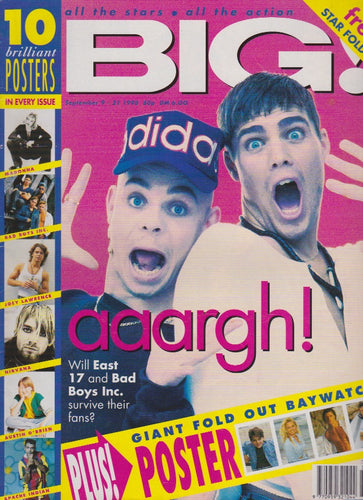 Big Magazine - EAST 17