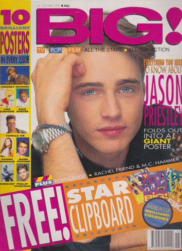 Big Magazine - Jason Priestley