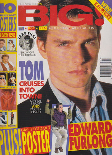 Big Magazine - Tom Cruise