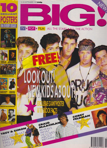 Big Magazine - NKOTB