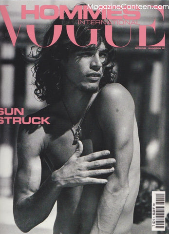 Vogue Hommes Magazine - 2001 - Carter Smith - Bel Ami