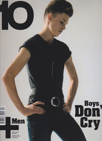 10 Ten Men Magazine - 4 - 2005 - Inc David Armstrong