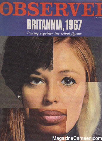 The Observer Magazine 1967 - David Cripps