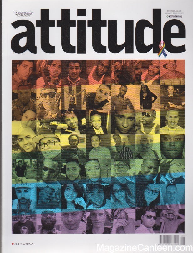 Attitude Magazine 2016 273 - Pray for Orlando
