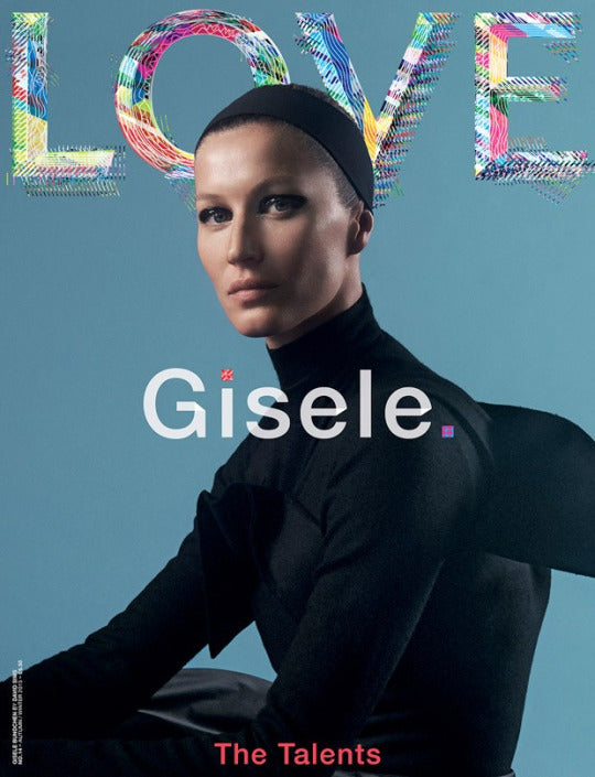 Love Magazine Issue 14 Gisele Bundchen