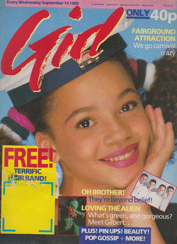 Girl Magazine - Brother Beyond
