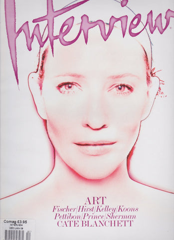 Interview Magazine - Cate Blanchett