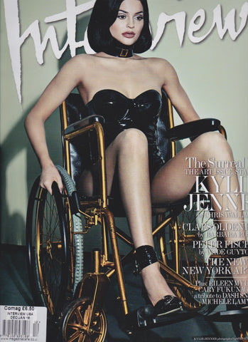 Interview Magazine - Kylie Jenner by Steven Klein