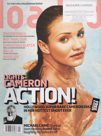 Loaded Magazine - Cameron Diaz