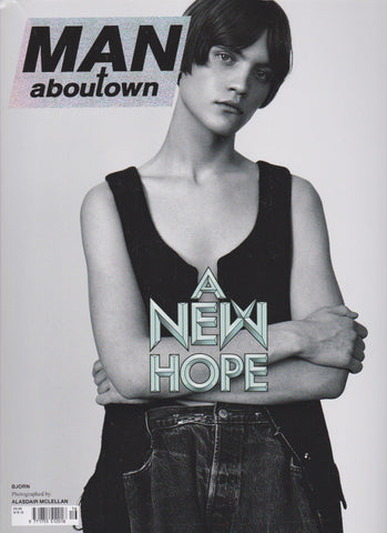 Man About Town Magazine - Bjorn by McLellan D