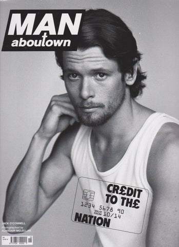Man About Town Magazine - Jack O'Connell