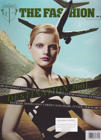 The Fashion Magazine 2 - Guinevere Van Seenus 2001