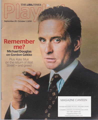 Playlist Magazine - Michael Douglas