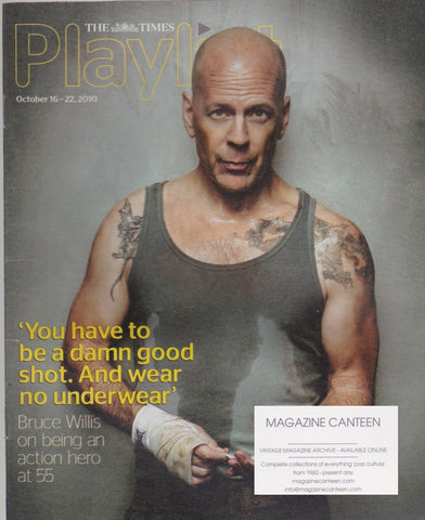 Playlist Magazine - Bruce Willis