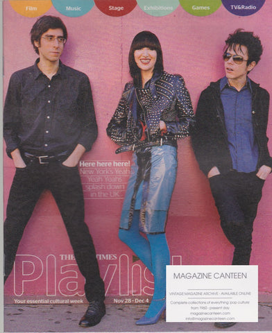 Playlist Magazine - Yeah yeah Yeahs