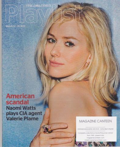 Playlist Magazine - Naomi Watts