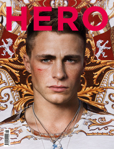 Hero Magazine - Issue 6 - 2011 - Colton Haynes