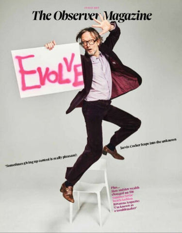 The Observer Magazine - Jarvis Cocker