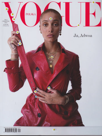Vogue Poland Magazine - Adwoa Aboah
