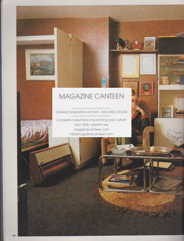 The Observer Magazine - Jimmy Savile A room