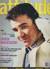 Load image into Gallery viewer, Attitude Magazine 2001 - 85 / Ivan Massow
