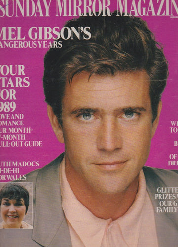 Mirror Magazine - Mel Gibson - Big Country