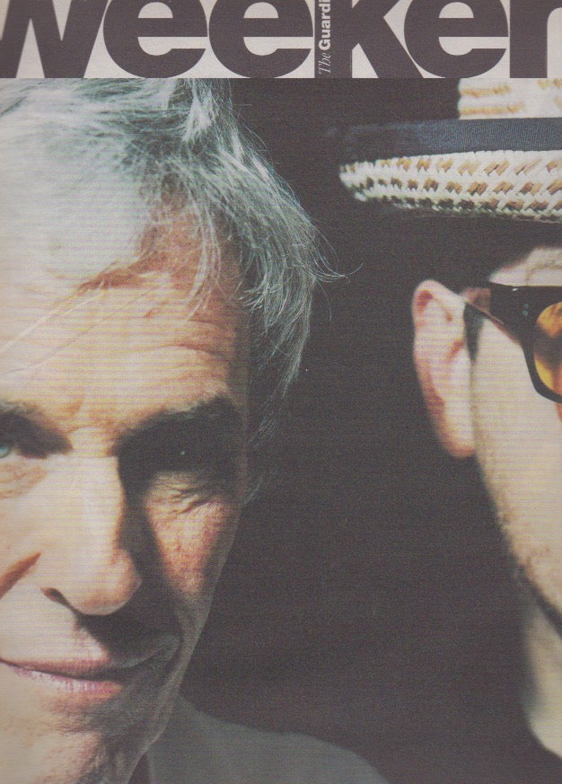 Guardian Magazine - Elvis Costello and Burt Bacharach