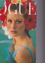 Load image into Gallery viewer, Vogue Magazine -  April 1963 - Suzy Parker