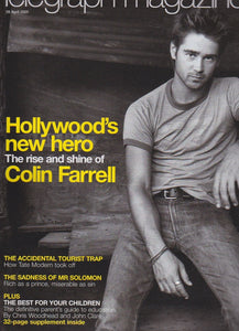 The Telegraph Magazine - Colin Farrell
