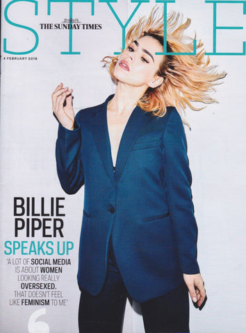 Style Magazine - Billie Piper