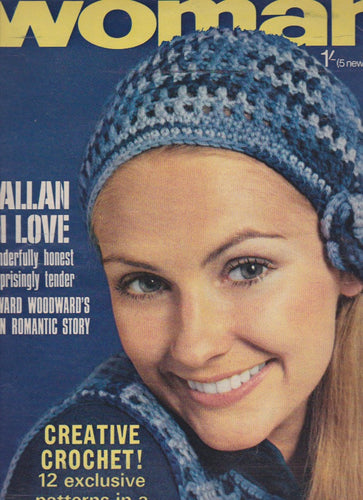 Woman Magazine - Edward Woodward