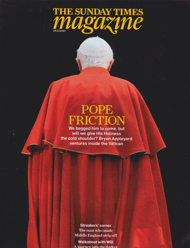 The Sunday Times Magazine - The Pope
