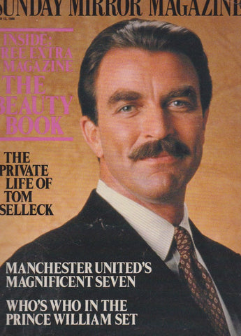 Mirror Magazine - Tom Selleck
