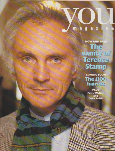 You Magazine - Terence Stamp - Jenny Agutter