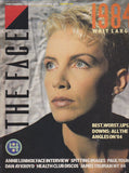 The Face Magazine January 1985 - Annie Lennox