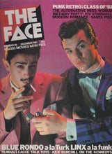 Load image into Gallery viewer, The Face Magazine December 1981 - Blue Rondo
